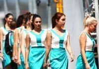 Grand Prix Grid Boys / Grid Girls 2015