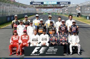 All Drivers 2015