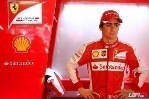 Esteban Gutiérrez / Ferrari, In-Seaseon Test 2 Red Bull Ring, Spielberg