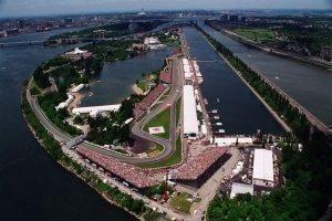 Circuit Gilles Villeneuve, Montreal