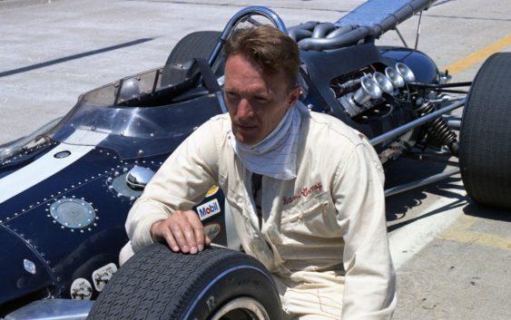 Dan Gurney's Anglo American Racers/Eagle