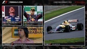 Christian Horner's F1 Dream Team