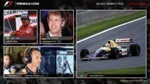 Helmut Marko's F1 Dream Team