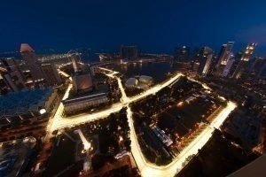Marina Bay Street Circuit, Singapore 3