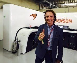 Emerson Fittipald / 2015 Rd18 Brazilian Grand Prix