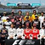 F1 drivers group photo at Formula One World Championship, Rd1, Australian Grand Prix, Race, Albert Park, Melbourne, Australia, Sunday 20 March 2016.