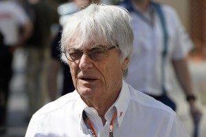 Bernie Ecclestone, The Boss of Formula One.