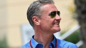 David Coulthard (GBR) Channel Four TV Commentator at Formula One World Championship, Rd2, Bahrain Grand Prix Practice, Bahrain International Circuit, Sakhir, Bahrain, Friday 1 April 2016. © Sutton Motorsport Images