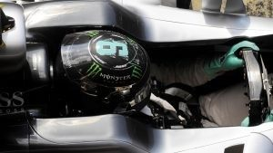 Nico Rosberg (GER) Mercedes-Benz F1 W07 Hybrid at Formula One Testing, Day One, Barcelona, Spain, 17 May 2016. © Sutton Images