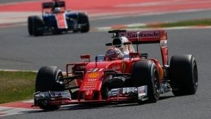 Antonio Fuoco (ITA) Ferrari SF16-H at Formula One Testing, Day Two, Barcelona, Spain, 18 May 2016. © Sutton Images