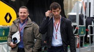 Mark Webber (AUS) Porsche WEC Team at Formula One World Championship, Rd1, Australian Grand Prix, Practice, Albert Park, Melbourne, Australia, Friday 18 March 2016. © Sutton Motorsport Images