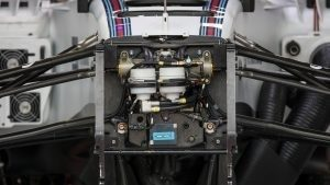Williams FW38 chassis detail at Formula One World Championship, Rd7, Canadian Grand Prix, Preparations, Montreal, Canada, Thursday 9 June 2016. © Sutton Images