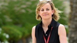 Susie Wolff (GBR) at Formula One World Championship, Rd2, Bahrain Grand Prix Practice, Bahrain International Circuit, Sakhir, Bahrain, Friday 1 April 2016. © Sutton Motorsport Images