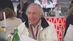 Jackie Stewart at Formula One World Championship, Rd7, Canadian Grand Prix, Montreal, Canada, 2016.
