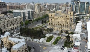 Baku City Circuit, Azerbaijan / European Grand Prix, 17-19 June, 2016 Rd.8