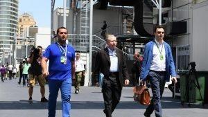 Jean Todt (FRA) FIA President at Formula One World Championship, Rd8, European Grand Prix, Race, Baku City Circuit, Baku, Azerbaijan, Sunday 19 June 2016. © Sutton Images