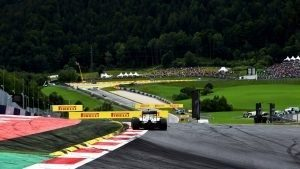 Red Bull Ring, Spielberg / Austrian Grand Prix, 1-3 July, 2016 Rd.9