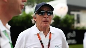 Jackie Stewart (GBR) at Formula One World Championship, Rd13, Singapore Grand Prix, Preparations, Marina Bay Street Circuit, Singapore, Thursday 17 September 2015. © Sutton Motorsport Images