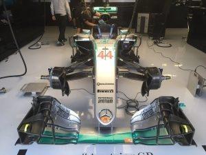 Mercedes-Benz F1 W07 Hybrid at Formula One World Championship, Rd9, Austrian Grand Prix, Practice, Spielberg, Austria, Friday 1 July 2016. © @MercedesAMGF1