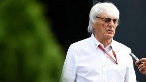 Bernie Ecclestone (GBR) CEO Formula One Group (FOM) at Formula One World Championship, Rd11, Hungarian Grand Prix, Qualifying, Hungaroring, Hungary, Saturday 23 July 2016. © Sutton Images