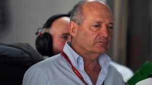 Ron Dennis (GBR) McLaren Executive Chairman at Formula One World Championship, Rd12, German Grand Prix, Qualifying, Hockenheim, Germany, Saturday 30 July 2016. © Sutton Images