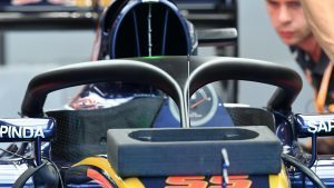 Scuderia Toro Rosso STR11 and halo at Formula One World Championship, Rd13, Belgian Grand Prix, Practice, Spa Francorchamps, Belgium, Friday 26 August 2016. © Sutton Images