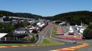 Track walk at Formula One World Championship, Rd13, Belgian Grand Prix, Preparations, Spa Francorchamps, Belgium, Thursday 25 August 2016. © Sutton Images