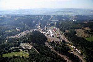 Circuit de Spa-Francorchamps, Francorchamps, Stavelot, Belgium