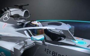 Halo concept by Mercedes AMG Petronas F1 Team