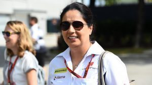 Monisha Kaltenborn (AUT) Sauber Team Prinicpal at Formula One World Championship, Rd15, Singapore Grand Prix, Preparations, Marina Bay Street Circuit, Singapore, Thursday 15 September 2016. © Sutton Images