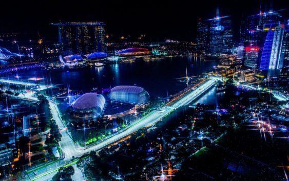 Light in Night/Twilight 2016 Singapore -1