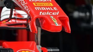 Ferrari SF16-H nose detail at Formula One World Championship, Rd16, Malaysian Grand Prix, Preparations, Sepang, Malaysia, Thursday 29 September 2016. © Sutton Images