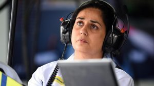 Monisha Kaltenborn (AUT) Sauber Team Prinicpal at Formula One World Championship, Rd16, Malaysian Grand Prix, Practice, Sepang, Malaysia, Friday 30 September 2016. © Sutton Images