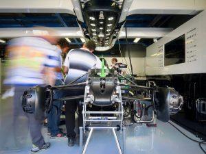 McLaren MP4-31 at Formula One World Championship, Rd14, Italian Grand Prix, Practice, Monza, Italy, September 2016. © McLaren Honda