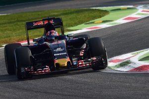 Scuderia Toro Rosso STR11 at Formula One World Championship, Rd14, Italian Grand Prix, Practice, Monza, Italy, Friday 2 September 2016. © Scuderia Toro Rosso
