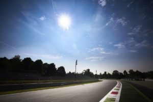 Autodromo Nazionale di Monza at Formula One World Championship, Rd14, Italian Grand Prix, Practice 3, Monza, Italy, Saturday 3 September 2016. © Mercedes AMG Petronas F1 Team