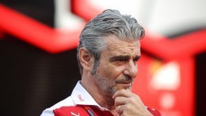 Maurizio Arrivabene (ITA) Ferrari Team Principal at Formula One World Championship, Rd14, Italian Grand Prix, Qualifying, Monza, Italy, Saturday 3 September 2016. © Sutton Images