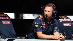 Christian Horner (GBR) Red Bull Racing Team Principal at Formula One World Championship, Rd14, Italian Grand Prix, Qualifying, Monza, Italy, Saturday 3 September 2016. © Sutton Images