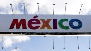 Mexico Signage Banner at Formula One World Championship, Rd19, Mexican Grand Prix, Preparations, Circuit Hermanos Rodriguez, Mexico City, Mexico, Thursday 27 October 2016. © Sutton Images