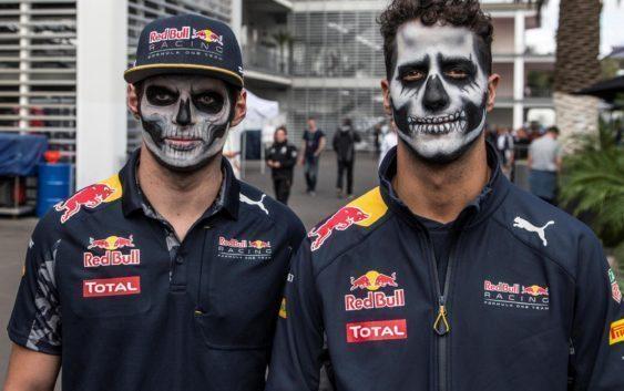 Día de los Muertos with F1 Mexican Grand Prix 2016