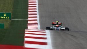 Esteban Gutierrez (MEX) Haas VF-16 at Formula One World Championship, Rd18, United States Grand Prix, Qualifying, Circuit of the Americas, Austin, Texas, USA, Saturday 22 October 2016. © Sutton Images