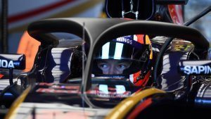 Daniil Kvyat (RUS) Scuderia Toro Rosso STR11 with halo at Formula One World Championship, Rd18, United States Grand Prix, Practice, Circuit of the Americas, Austin, Texas, USA, Friday 21 October 2016. © Sutton Images
