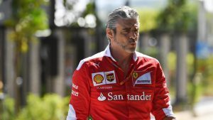 Maurizio Arrivabene (ITA) Ferrari Team Principal at Formula One World Championship, Rd16, Malaysian Grand Prix, Race, Sepang, Malaysia, Sunday 2 October 2016. © Sutton Images