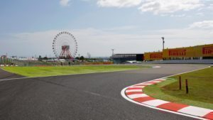 Track view at Formula One World Championship, Rd17, Japanese Grand Prix, Preparations, Suzuka, Japan, Thursday 6 October 2016. © Sutton Images