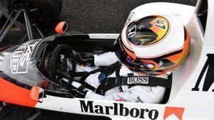 Stoffel Vandoorne (BEL) McLaren MP4/5 at Formula One World Championship, Rd17, Japanese Grand Prix, Qualifying, Suzuka, Japan, Saturday 8 October 2016. © Sutton Images