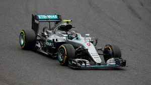 Nico Rosberg (GER) Mercedes-Benz F1 W07 Hybrid at Formula One World Championship, Rd17, Japanese Grand Prix, Race, Suzuka, Japan, Sunday 9 October 2016. © Sutton Images