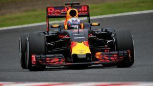 Daniel Ricciardo (AUS) Red Bull Racing RB12 at Formula One World Championship, Rd17, Japanese Grand Prix, Qualifying, Suzuka, Japan, Saturday 8 October 2016. © Sutton Image
