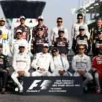 Drivers on the grid for the group photo at Formula One World Championship, Rd21, Abu Dhabi Grand Prix, Race, Yas Marina Circuit, Abu Dhabi, UAE, Sunday 27 November 2016.