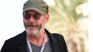 Liam Cunningham (IRL) Actor at Formula One World Championship, Rd21, Abu Dhabi Grand Prix, Qualifying, Yas Marina Circuit, Abu Dhabi, UAE, Saturday 26 November 2016. © Sutton Images