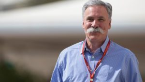 Chase Carey (USA) Vice Chairman of 21st Century Fox Media and Chairman of the Formula One Group at Formula One World Championship, Rd21, Abu Dhabi Grand Prix, Qualifying, Yas Marina Circuit, Abu Dhabi, UAE, Saturday 26 November 2016. © Sutton Images